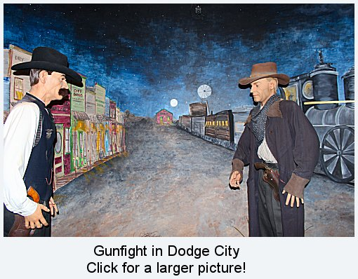 Gunfight in Dodge City